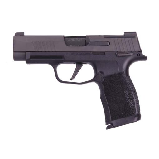 Sig Sauer P365 XL – Manual Safety